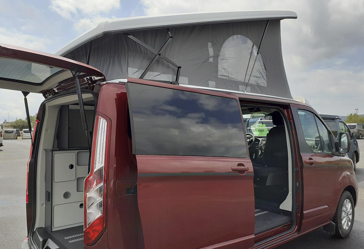 Alquiler autocaravana Eurovan